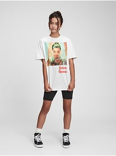 Teen   Band Graphic Recycled Polyester T-Shirt