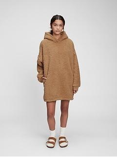 Teen Sherpa Sleep Hoodie