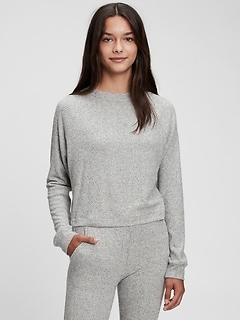 Teen Softspun Ribbed Boxy Sweater