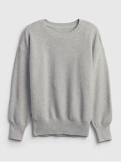 Kids Slouchy Sweater