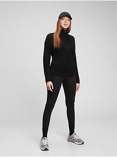 Cozy Half-Zip Sweater