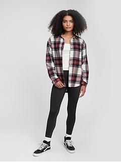 Teen Flannel Shirt