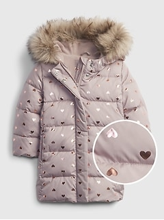 Toddler ColdControl Ultra Max Long Puffer Jacket