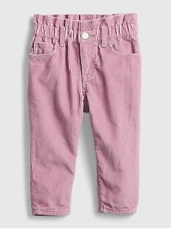 Toddler Just Like Mom Cord Pants with Washwell™