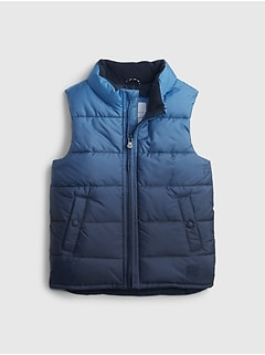 Toddler ColdControl Max Puffer Vest