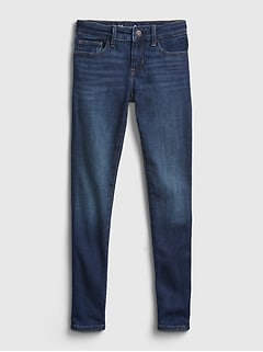 Kids Everyday Super Skinny Jeans with Washwell™