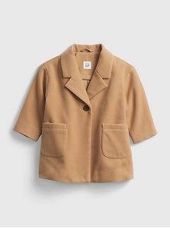 Manteau boutonné pour Bébé