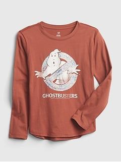 GapKids   Ghostbusters 100% Organic Cotton Graphic T-Shirt
