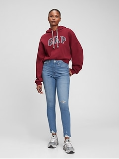 Sky High True Skinny Ankle Jeans With Secret Smoothing Pockets With Washwell™