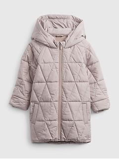 Toddler Hooded Puffer Jacket