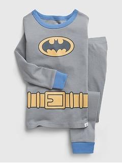 babyGap | DC™ Batman 100% Organic Cotton PJ Set