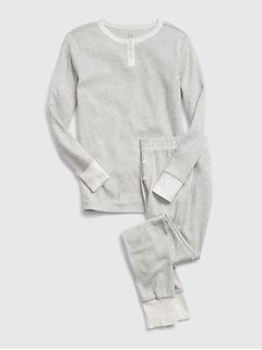 Kids 100% Organic Cotton PJ Set