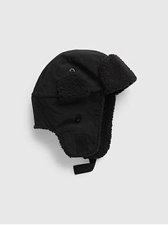Kids ColdControl Ultra Max Sherpa Trapper Hat