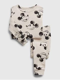 Pyjama babyGap 100% coton biologique Mickey Mouse de Disney