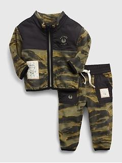 babyGap | Star Wars™ Fleece Outfit Set