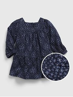 Baby Squareneck Dress
