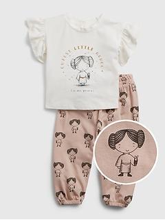 babyGap | Star Wars™ Princess Leia Outfit Set