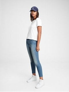 The Everyday High Rise Jegging With Washwell™